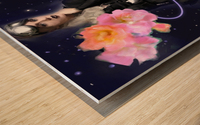 Cosmic Colleen Wood print