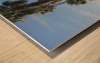 North Shore Beach & Yacht Club 2 Wood print