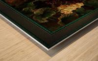 Pumpkin Platter by Johan Laurentz Jensen Classical Fine Art Xzendor7 Old Masters Reproductions Wood print