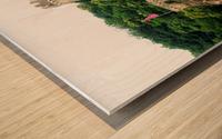 LS055 Wood print