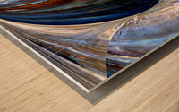 RA026 Wood print