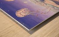 Submarine Shipwreck Wood print