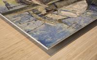 Finding Forrest Gump Wood print