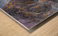 Chesapeake: Flying Embers Wood print