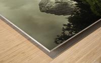 Gatekeeper  Wood print