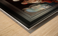Ali Pasha and Kira Vassiliki by Paul Emil Jacobs Classical Fine Art Xzendor7 Old Masters Reproductions Wood print