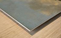 Blick auf Emmerich Wood print