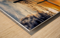 Serenity Collection - 02 Wood print