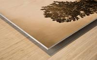 Yesteryear Wood print