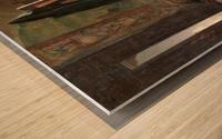 Ars Longa, Vita Brevis 1877 Wood print