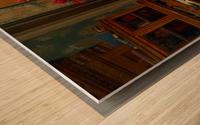 Eureka Wood print