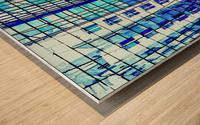 Glass and Concrete Towers_130515_14_183 HXSCYV Wood print