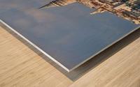 Galata, Istanbul Wood print
