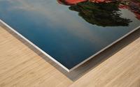 Melaka Wood print