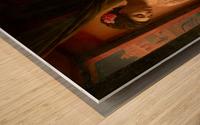Asterie Wood print