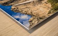 Land of Dreamers Wood print