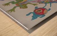 p1403 Wood print