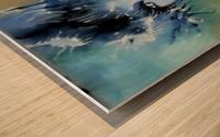 Depth in Venus Wood print