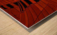 Carenza Wood print