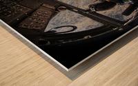 Dam Wood print