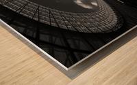 Omega Wood print