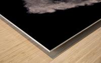 Powder Wood print