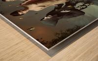 Nascita di Venere Wood print