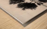 KarAŸA±yakalA±lar Wood print