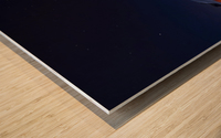 Alpine Start Wood print