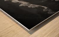 Fundatura Ponorului Wood print