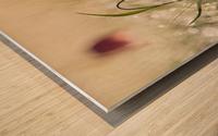 Morningdew Wood print