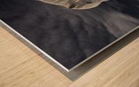 Partners Wood print