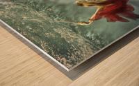 Prelude Wood print