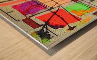 Art198 Wood print