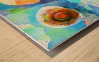 Art207 Impression sur bois