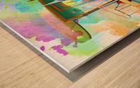 Art208 Wood print