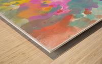 Art197 Wood print