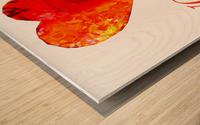 Art249 Wood print