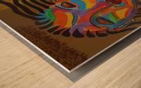 3sisters Wood print