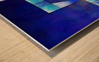 Kefharia V1 - cubic vision Wood print
