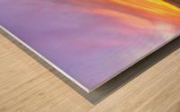 Barrel_of_Sun Wood print