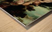 Charity Wood print