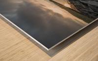 Sun Break Wood print