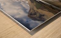 Mountains And Lake, Lake District, Cumbria, England, United Kingdom Wood print