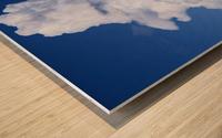 Billowing Wood print