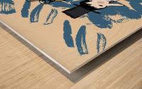 LIONBOY Wood print