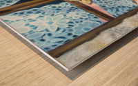 catnap Wood print