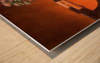 Armistice Wood print