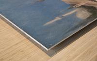 Mielich Orientalische Marktszene Wood print