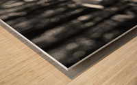 Holding On Wood print